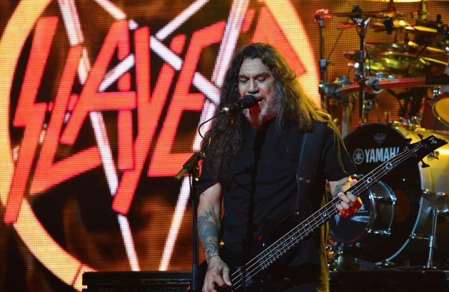 Slayer: Icons of thrash