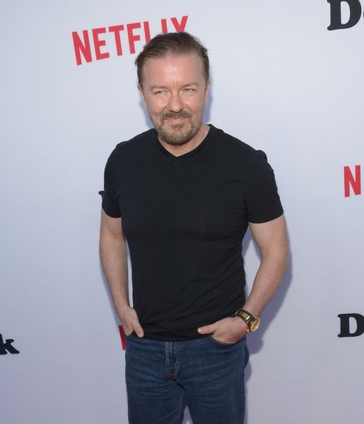 Ricky Gervais may touch on sensitive subjects, but he's hilarious doing it