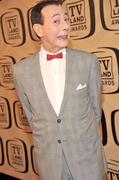 Pee Wee Herman may seem childish, but adults still love his act