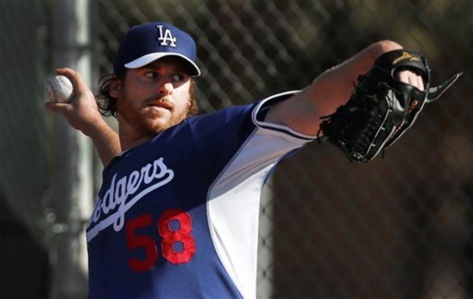 Is Dodgers starter Chad Billingsley shut down for the season?