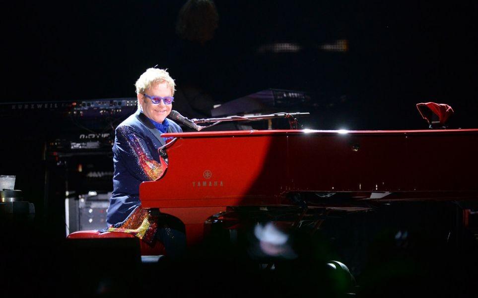Elton John adds second STAPLES Center date in October