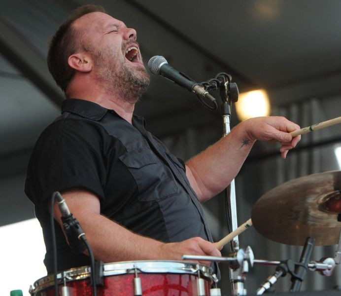Turn off the radio and go see the awesomeness of Cowboy Mouth live