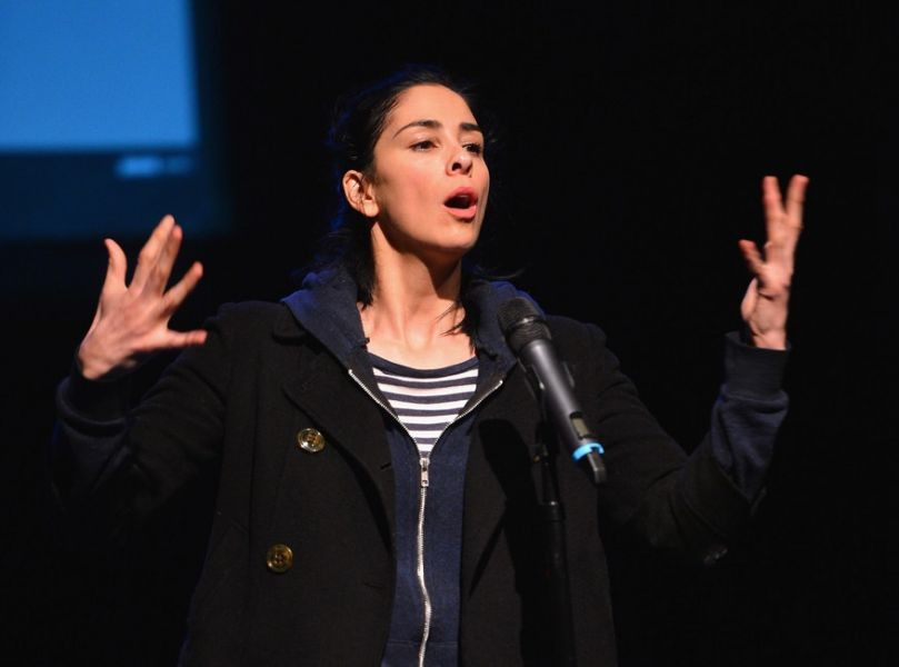 Comedian Sarah Silverman keeps the laughs coming