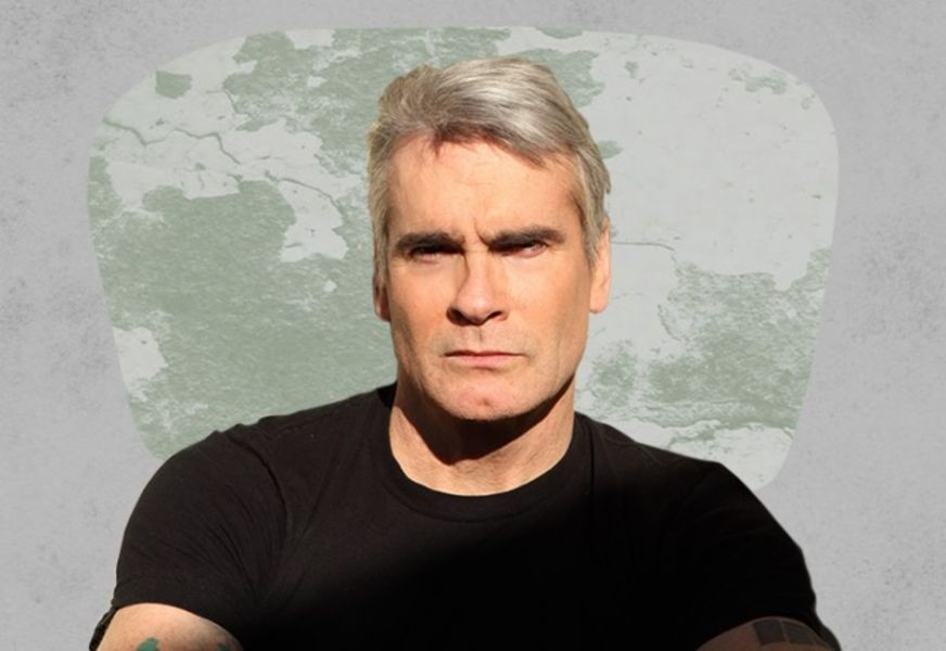 Daring others to think, Henry Rollins defines personal evolution