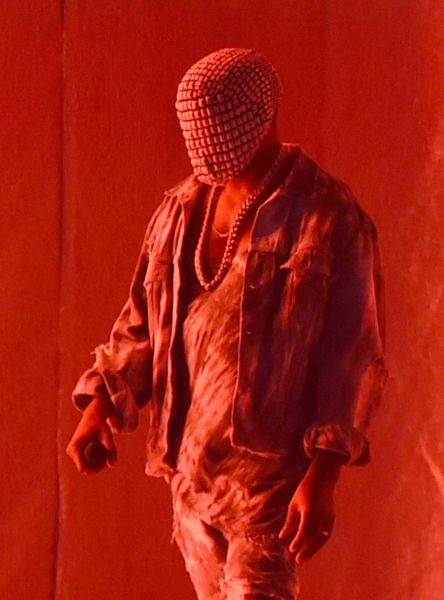 Best moments of Kanye West's Bonnaroo performance