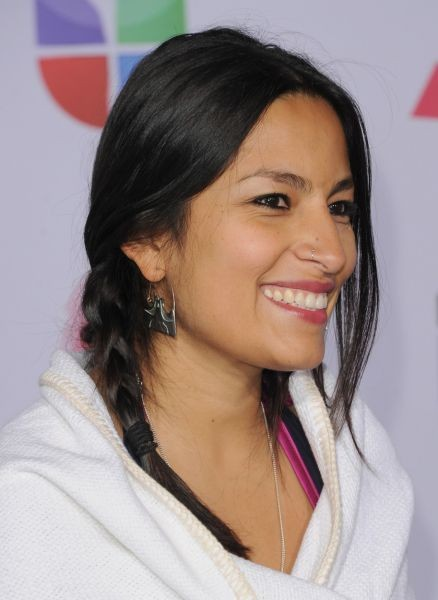 Ana Tijoux; a successful French and Chilean hip-hop musician and songwriter