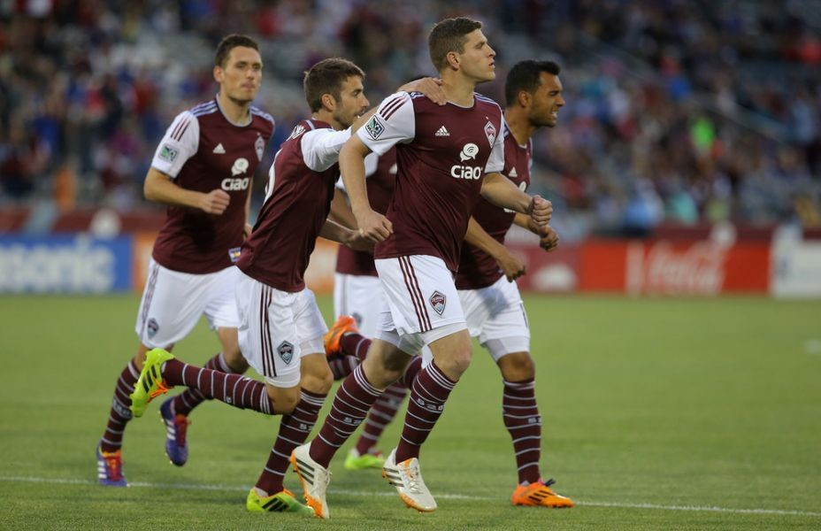 Colorado Rapids to host Atlanta Silverbacks in fifth round of US Open Cup