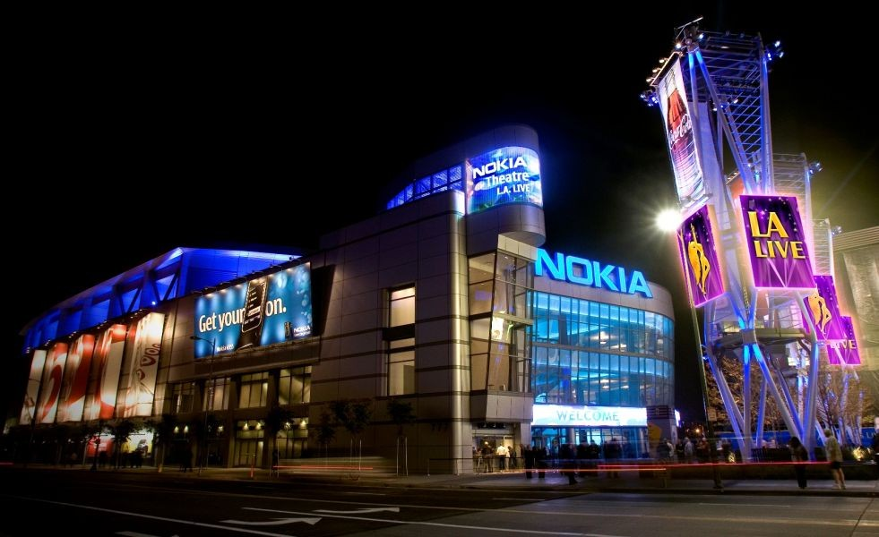 Everything you need to know about the Nokia Theatre L.A. Live