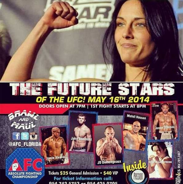 Exclusive interview with UFC bantamweight superstar Valerie Letourneau
