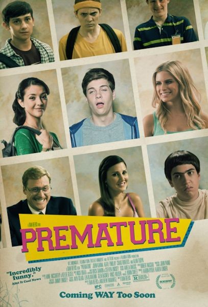 "Brightest Young Things' Free Screening of ""Premature"""