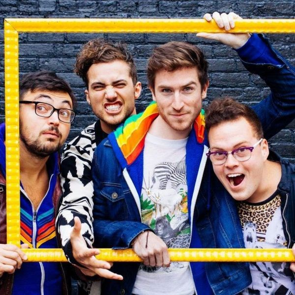 Listen: Walk the Moon rocks the disco on new single 'Shut Up and Dance'