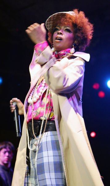 Lauryn Hill comes to Brooklyn