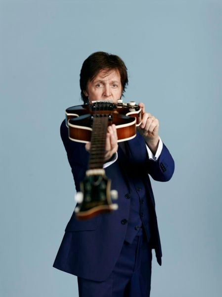 McCartney 'New' news: People Magazine raves; new BBC, 'Living Room' interviews