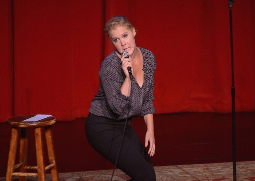 Amy Schumer & Jim Gaffigan top the Oddball Comedy Festival lineup