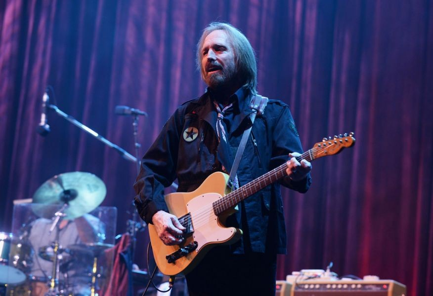 Tom Petty adds September PNC Arts Center Stop to 'Hypnotic Eye' Trek