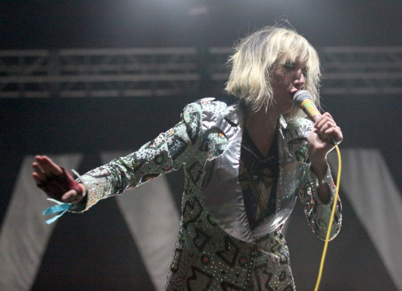 Karen O's 'Crush' coming via Casablancas' Cult Records