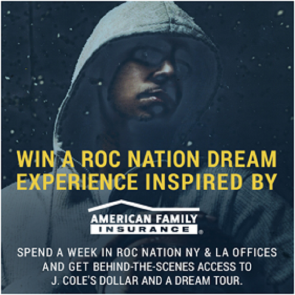 Roc Nation offers a 'Dream' experience