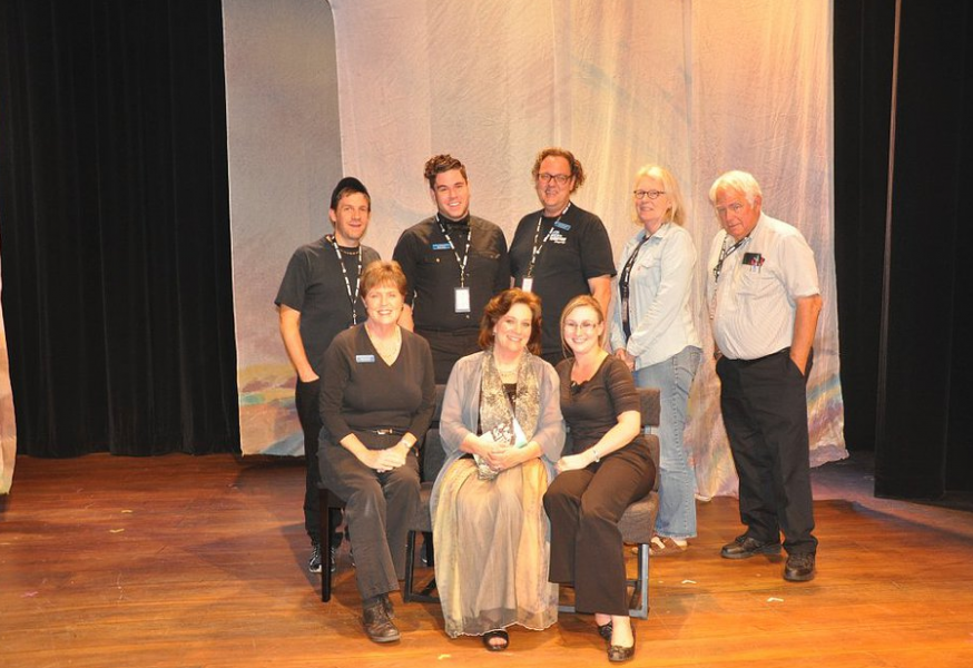 Learn more about the art of theater at the annual CCTC Festival