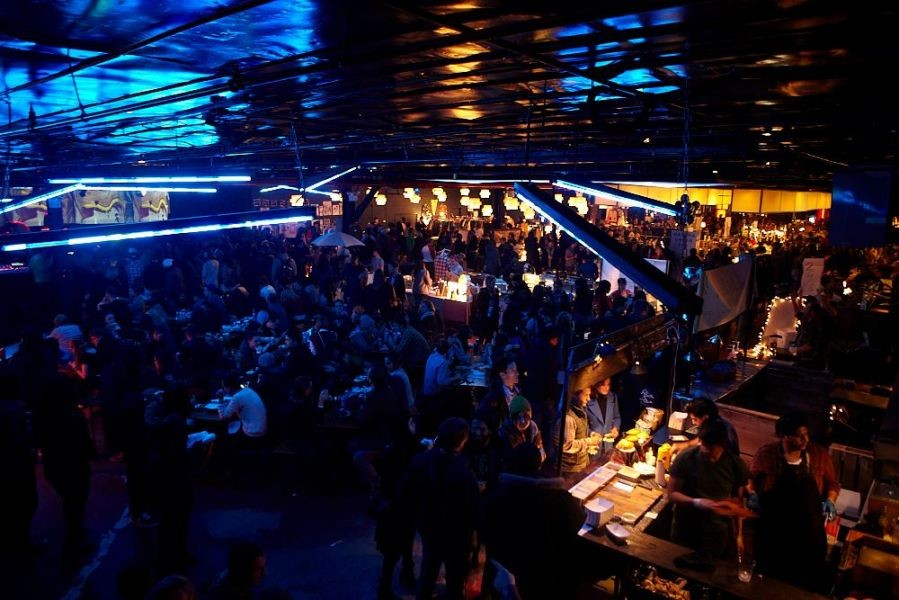 Do not miss: Brooklyn Night Bazaar