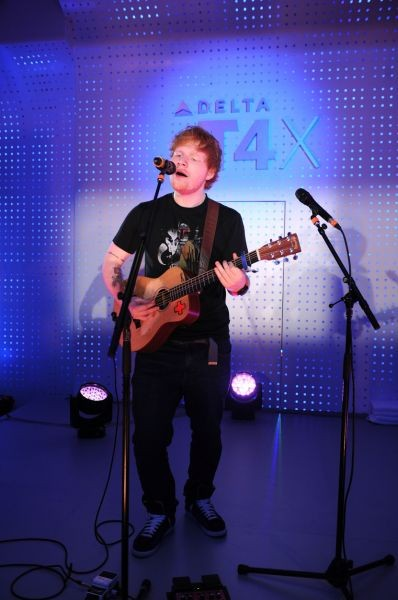 Ed Sheeran returns with a solid second album
