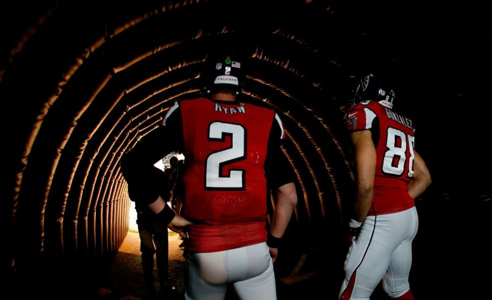 Atlanta Falcons land as 8th most liked team in the NFL, according to vote