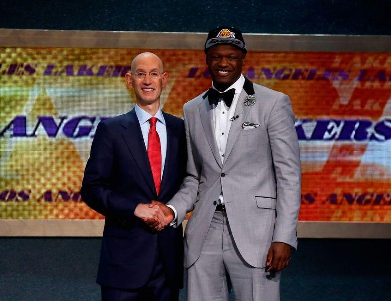 Los Angeles Lakers Select Julius Randle And Jordan Clarkson In The NBA Draft