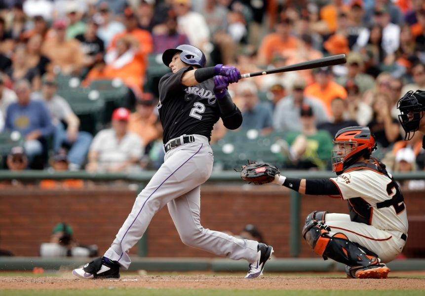 Troy Tulowitzki named captain of Home Run Derby's new format