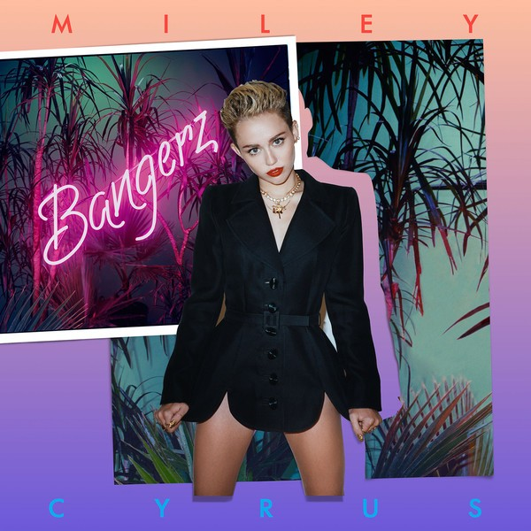 Miley Cyrus teams up with Britney Spears on 'SMS (Bangerz)'