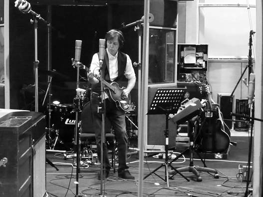 McCartney's 'New' single, 'Queenie Eye,' sent to radio