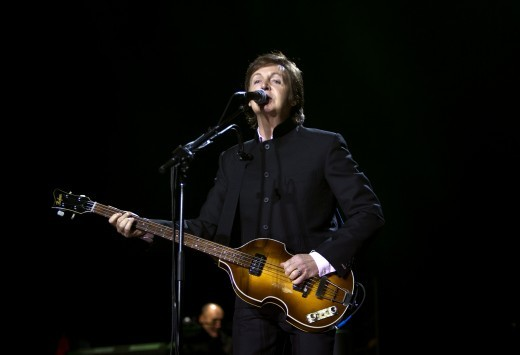 Win a meet-and-greet with Paul McCartney at Outside Lands fest