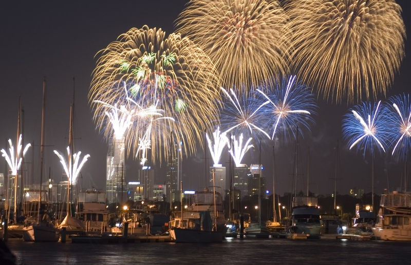 Best family-friendly fireworks celebrations in the San Francisco Bay Area
