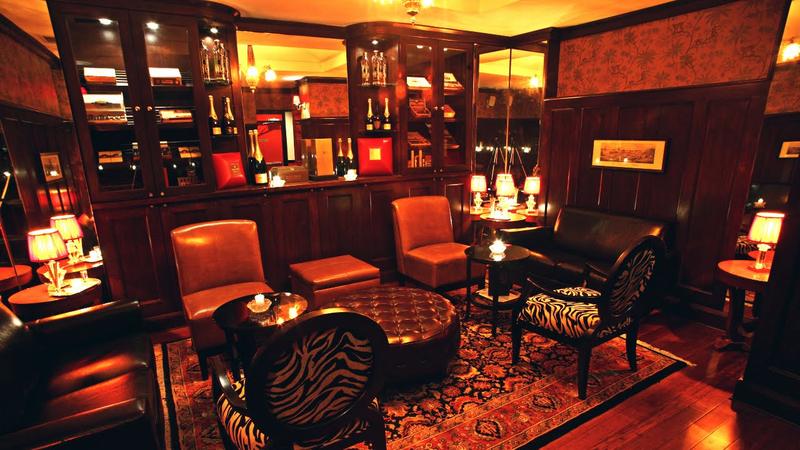 Top Cigar Bars In Manhattan Where Itu0026#039;s Still Legal To Smoke Indoors