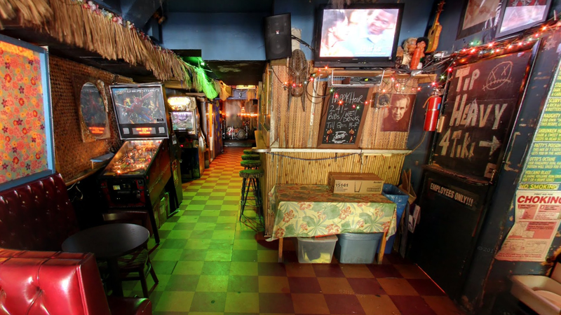The dirty little secret behind Manhattan's best tiki bars