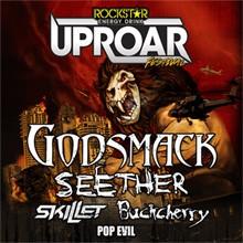Rockstar Energy Drink UPROAR Festival