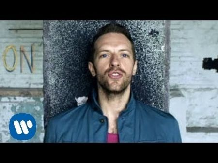 Coldplay release 'Every Teardrop Is A Waterfall' music video