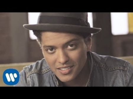 Bruno Mars nominated for Nickelodeon Kids' Choice Award