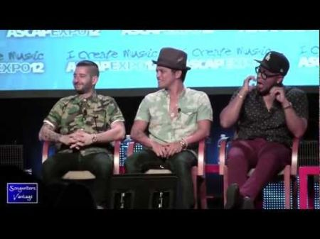 Bruno Mars and Phillip Lawrence talk success at ASCAP Expo