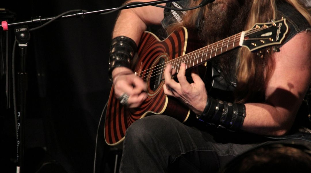 Zakk Wylde Acoustic Guitars