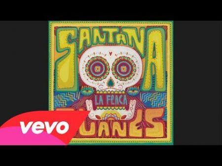 Santana's 'La Flaca' to be featured on upcoming album 'Corazon' with Juanes