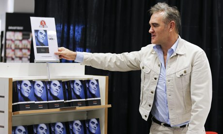 Morrissey's 'Autobiography' and '25 Live' are must haves for fans of The Smiths