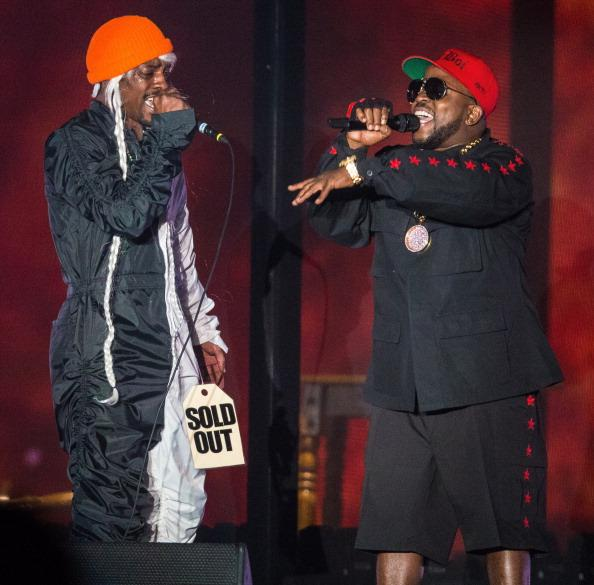 OutKast to headline the BET Experience Concert Series presented by Coca-Cola at STAPLES Center from June 27-29, 2014.