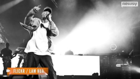 Eminem releases official 'Headlights' music video directed by Spike Lee