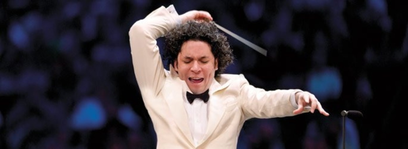 Gustavo Dudamel among featured conductors for Hollywood Bowl's 2014 Summer Classical Music series.