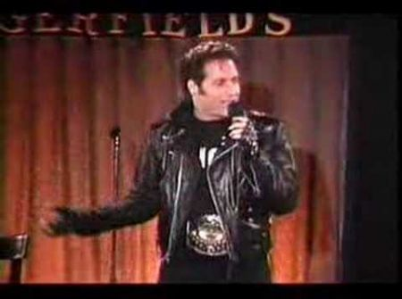 Andrew Dice Clay proves successful comedy can also be counterproductive