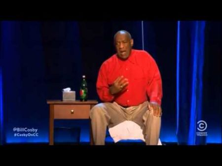 Bill Cosby succeeds by always taking high road in comedy act