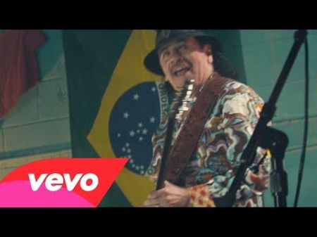 Carlos Santana and friends to sing FIFA World Cup anthem at closing ceremony