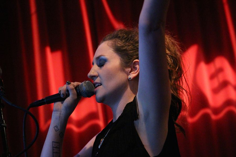 Diverse array of artists perform at Love Fest 2014 at World Café Live