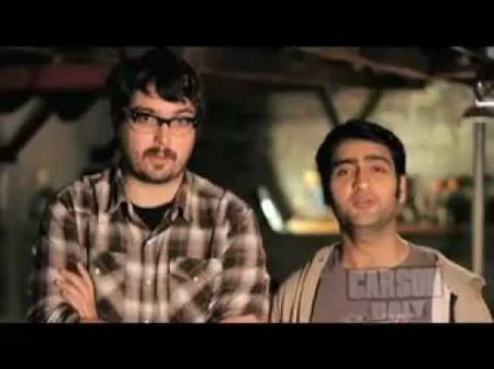 Preview Kumail Nanjiani & Jonah Ray's new Comedy Central show 'The Meltdown'