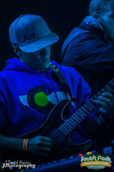 Photos: Chill crowd makes South Park Music Festival a smokin' success
