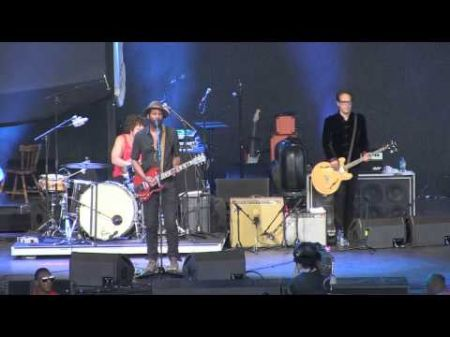Gary Clark Jr. brings the blues to Central Park